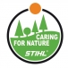 Caring for Nature Logo
