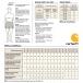 Carhartt Men's Bib Size Chart