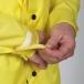 Bow Valley Rain Jacket - Velcro closures at cuffs
