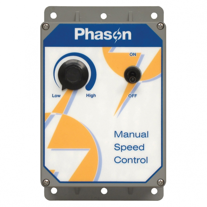 MSC-4 Manual Speed Control - 12.5 Amp