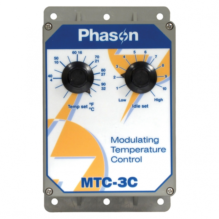 Phason Modulating Temperature (MTC-3C) Control