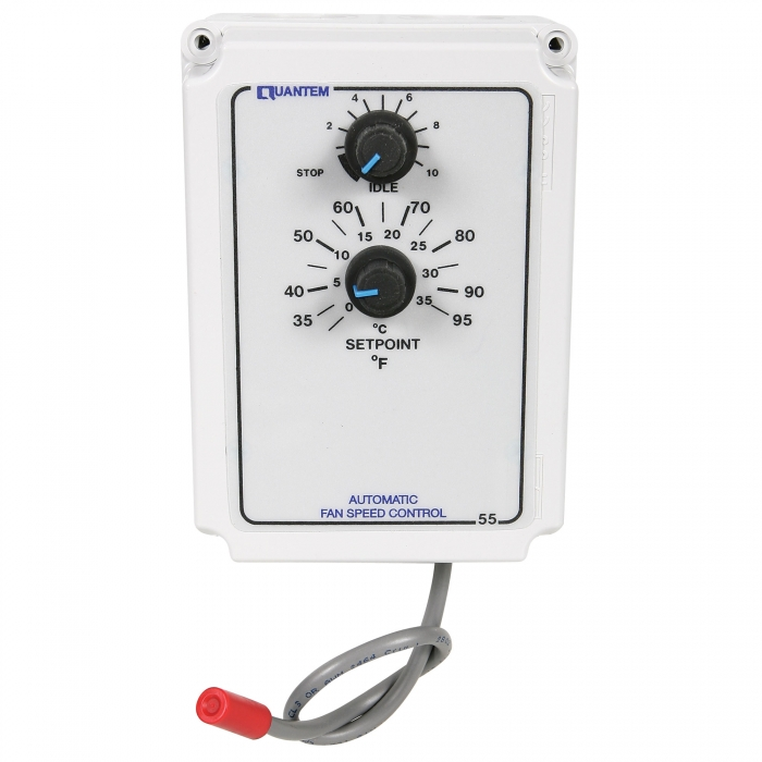 Quantem Moisture Proof Wall Mount Variable Speed Controller