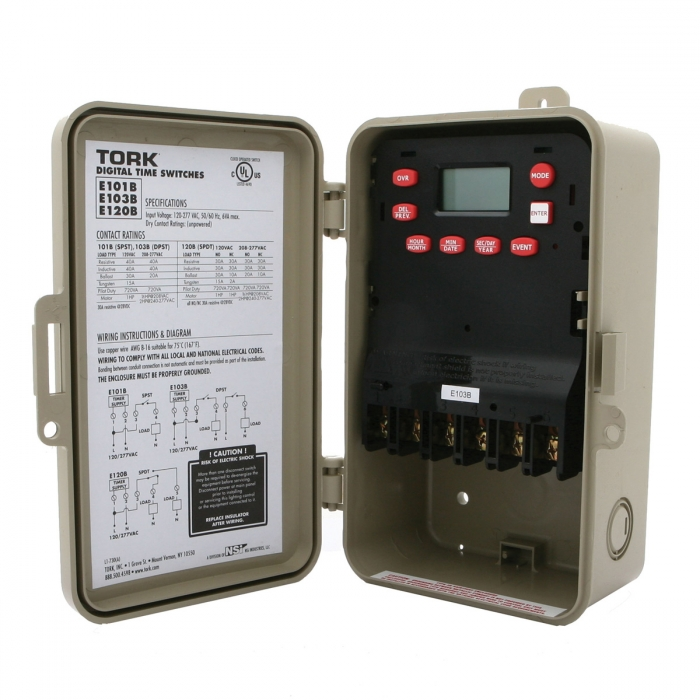 24 Hour Digital Tork Timer