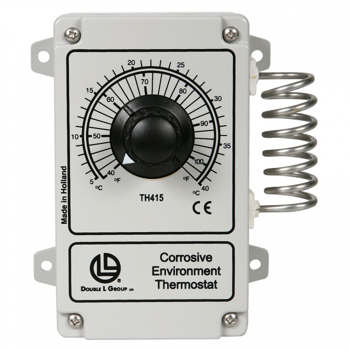 Corrosion Resistant Thermostat