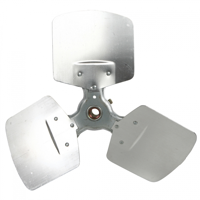 12 inch Aluminum Fan Blade - View 1