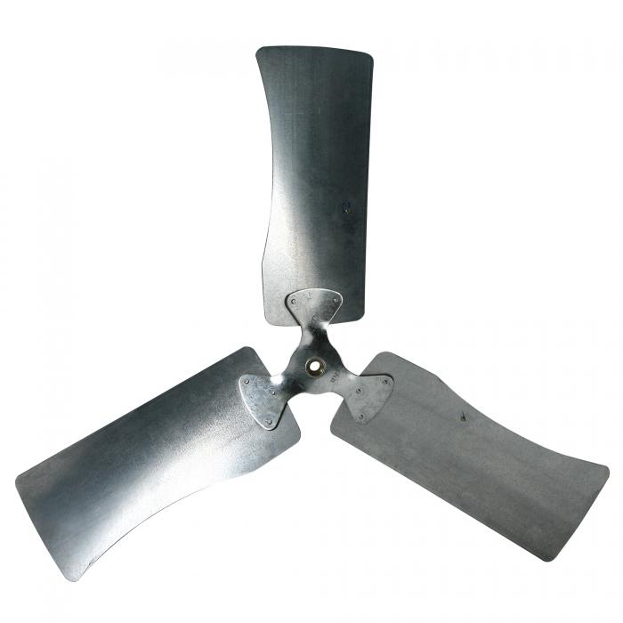 36 inch Aluminum Fan Blade for 1/2 HP Basket Fan - View 1