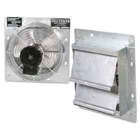 Direct Drive Commerical Shutter Fan - 12