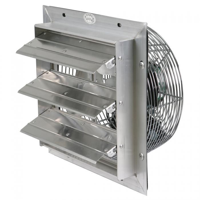 Durafan 12 inch Shutter Fan