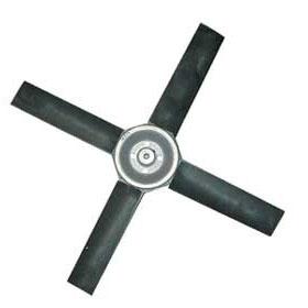 Poly Fan Blade (4 Blade) - 24