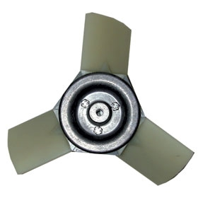 Super Hard PAG Blade - 10 inch Blade 5/16 inch Shaft