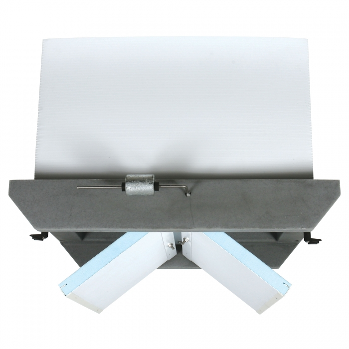 Double Ceiling Inlet