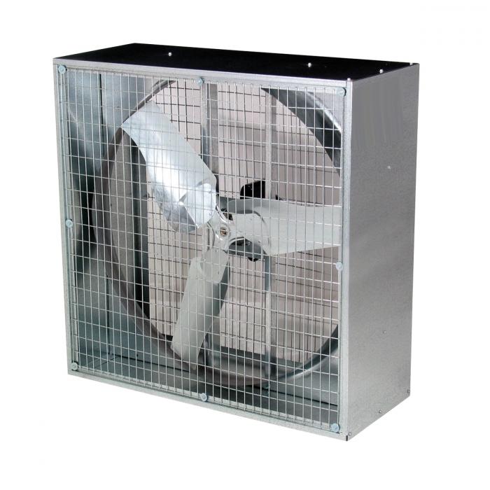 Whirl-Wind Box Fan - 36 inch Box Fan Drive-DD 115/230 Volt