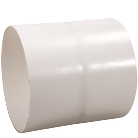 8 inch  PVC Coupler for Duct and Pit Fan