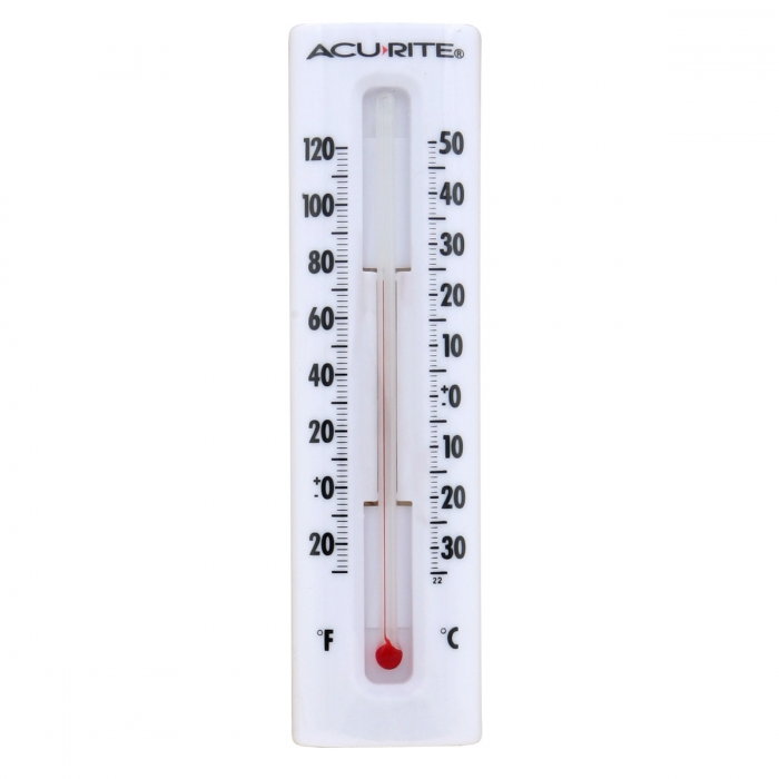 Acu-Rite Wall Thermometer