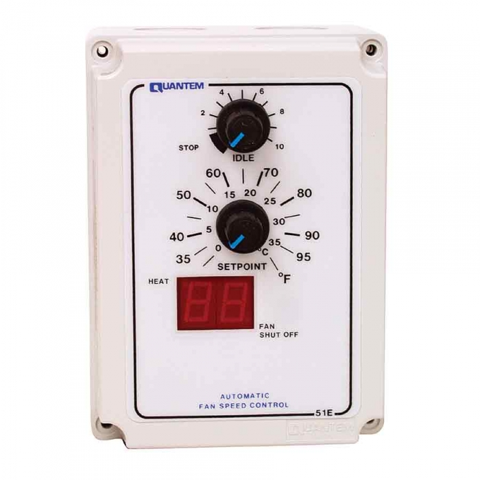 Quantem Digital Fan and Heater Controller