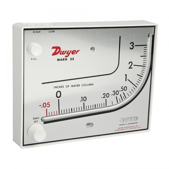 Dwyer Manometer