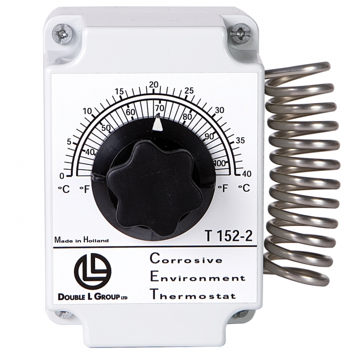 T152-2 Two-Stage Thermostat