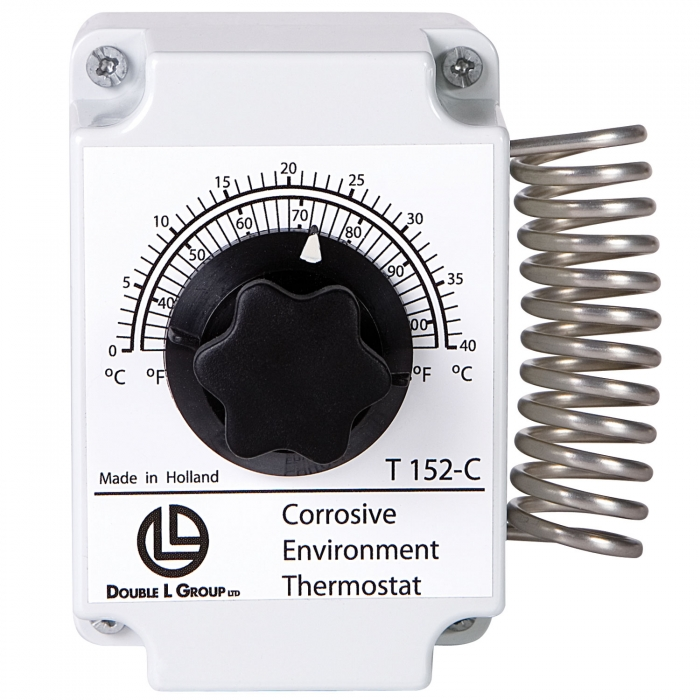T152-C Curtain Control Thermostat