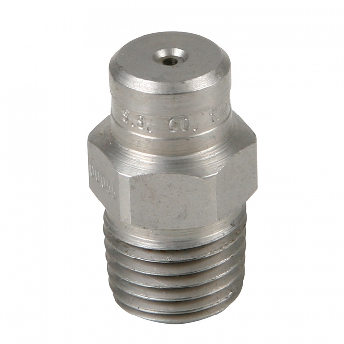 Stainless Steel Power Wash Spray Nozzles - 5.5 x 0 Degree - View 1