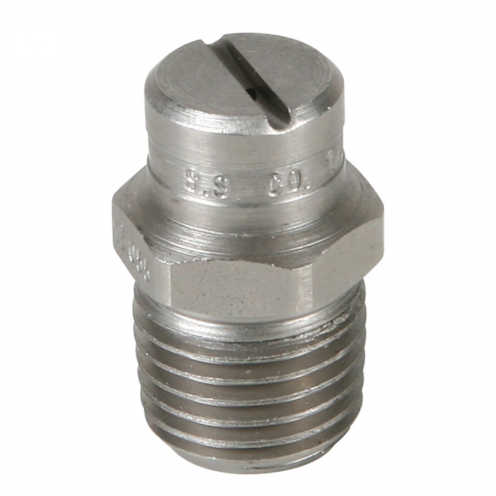 Stainless Steel Power Wash Spray Nozzles - 5.5 x 15 Degree - View 1
