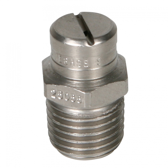 Stainless Steel Power Wash Spray Nozzles - 5.5 x 25 Degree - View 1