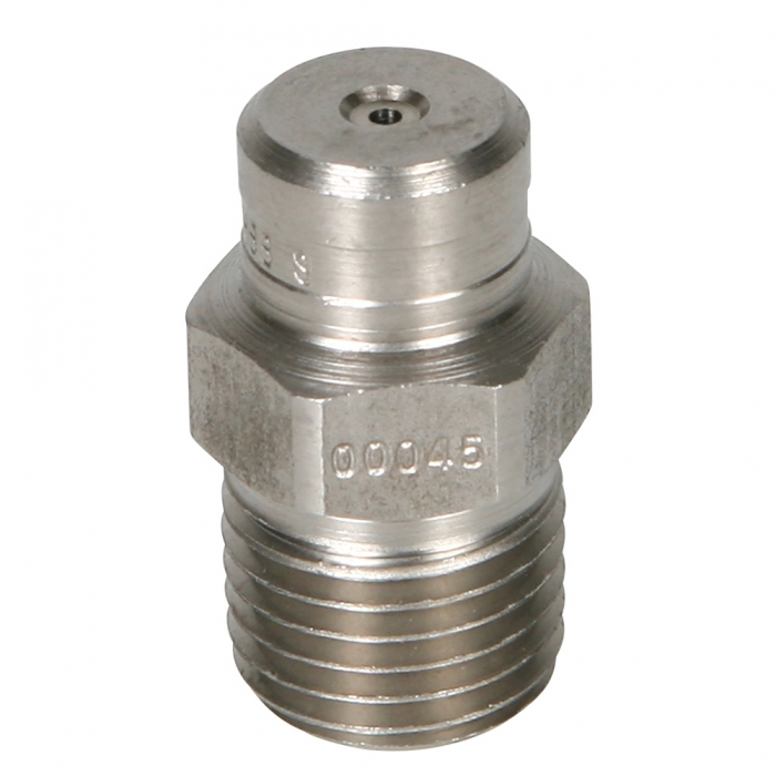 Stainless Steel Power Wash Spray Nozzles - 4.5 x 0 Degree - Stainless Steel Power Wash Spray Nozzles - 4.5 x 0 Degree - View 1