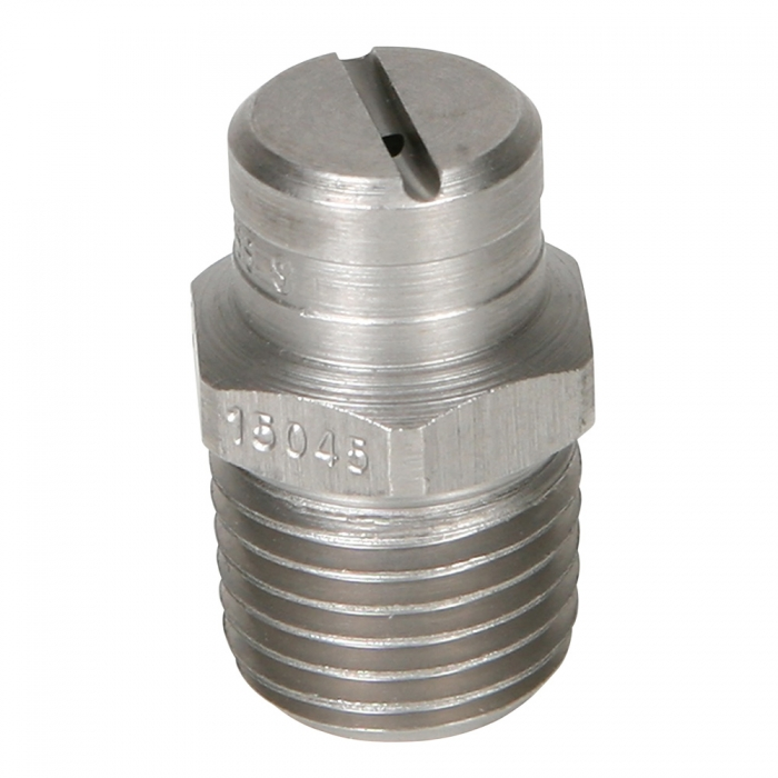 Stainless Steel Power Wash Spray Nozzles - 4.5 x 15 Degree - View 1