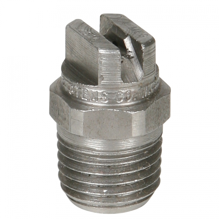Stainless Steel Power Wash Spray Nozzles - 10 x 25 Degree - View 1