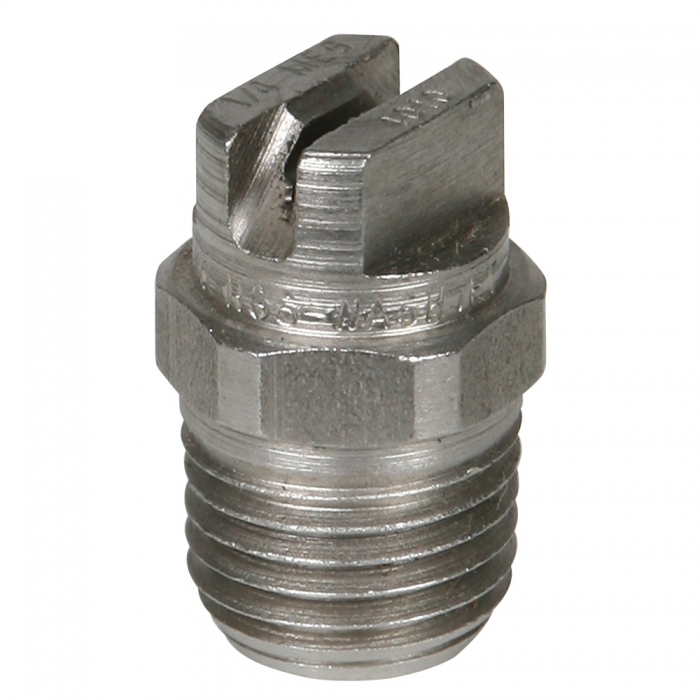 Stainless Steel Power Wash Spray Nozzles - 10 x 40 Degree - View 1