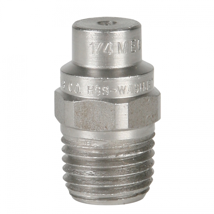 Stainless Steel Power Wash Spray Nozzles - 7 x 0 Degree - View 1