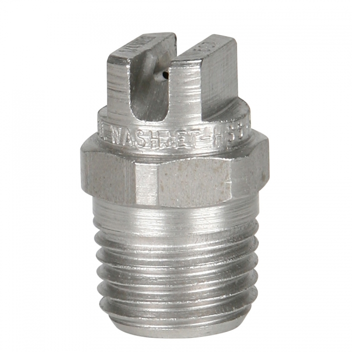 Stainless Steel Power Wash Spray Nozzles - 7 x 15 Degree - View 1