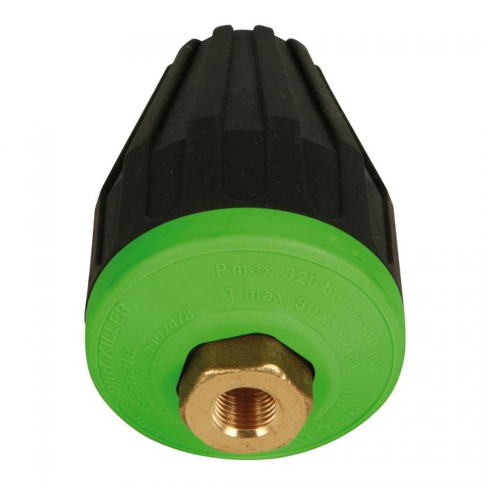 Dirt Killer IDK Series Nozzle - Size 4.5 - Green