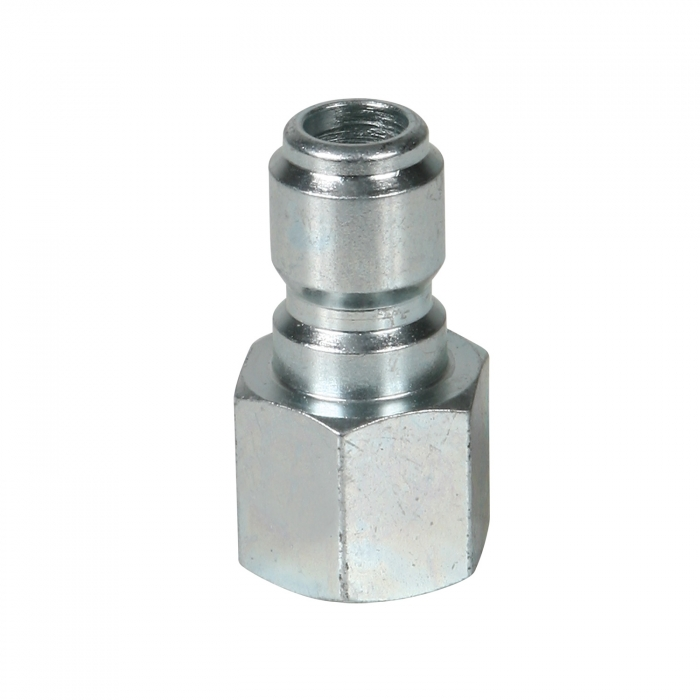 Steel Plug Female Thread - 3/8 inch