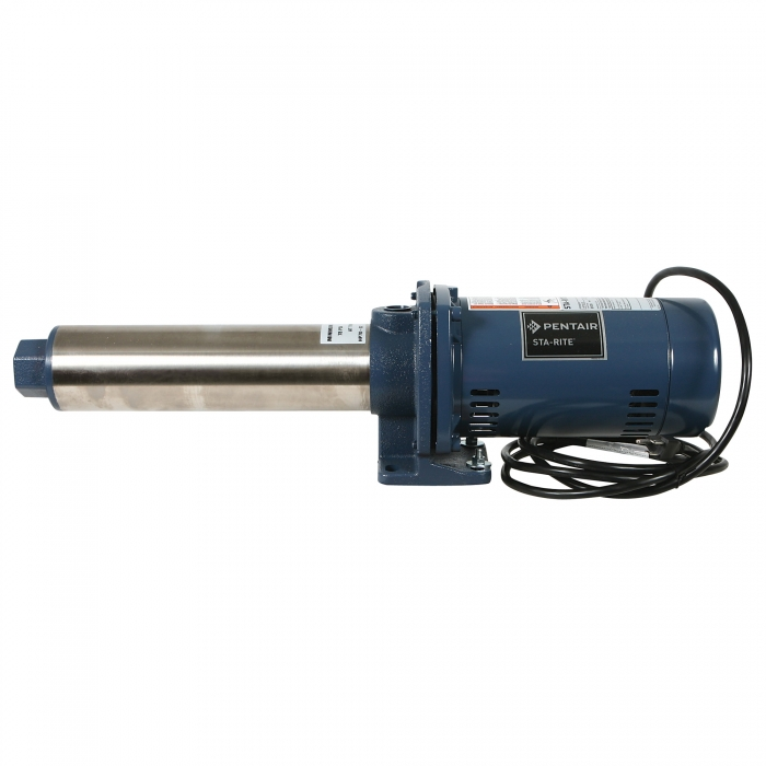 Pentair Booster Pump - 3/4 HP, 8GPM