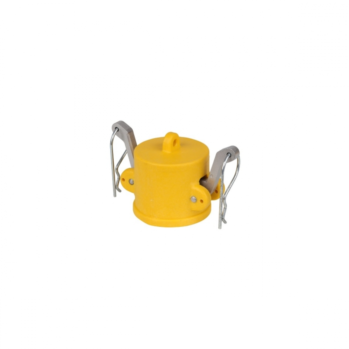 Coupler End Cap with SS Handle - 1