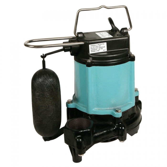 10EN-CIA Submersible Sump Pump