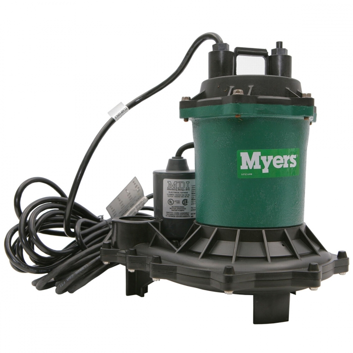 Myers Submersible ME40 Sump Pump