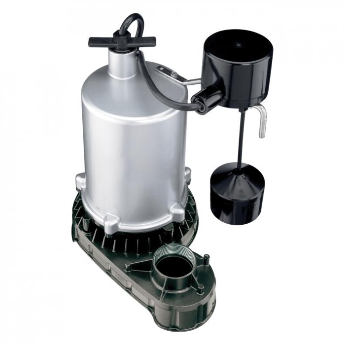 3/4 HP Flotec Zinc Sump Pump with Float