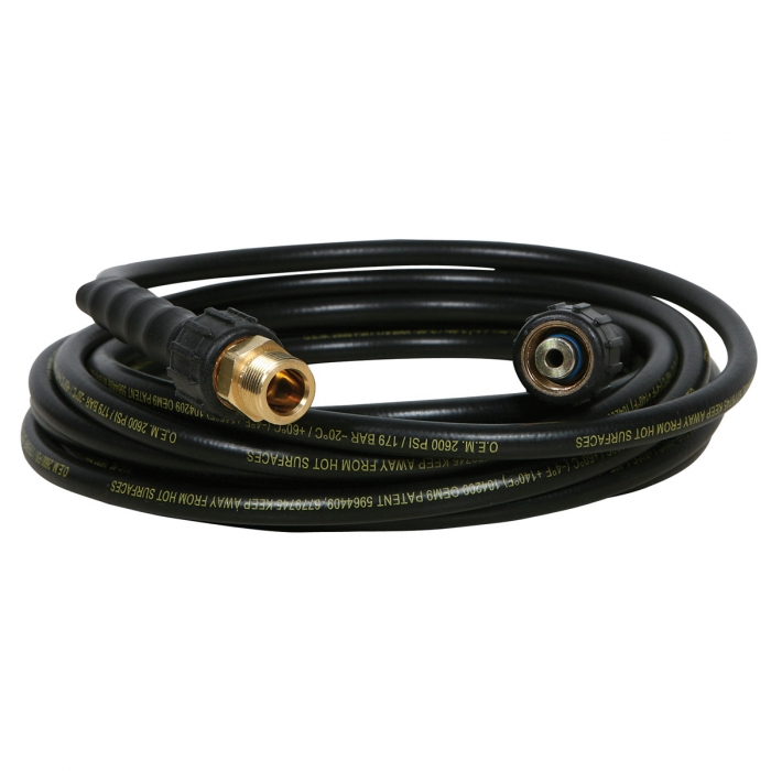2600 PSI Metric Pressure Wash Hose