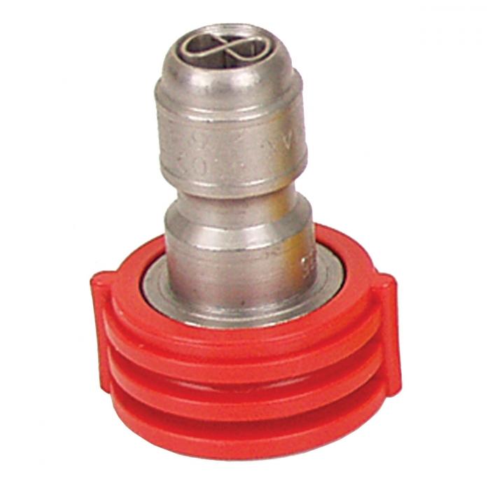 Suttner Quick Nozzle - 3.5 x 0  - Red