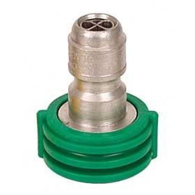Suttner Quick Nozzle - 4.5 x 25 - Green