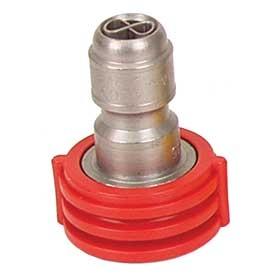 Suttner Quick Nozzle - 5.5 x 0  - Red
