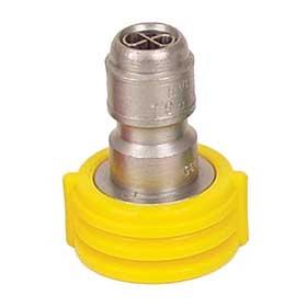 Suttner Quick Nozzle - 6.5 x 15  - Yellow
