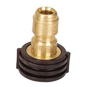 Suttner Quick Nozzle - 40 x 65 - Black