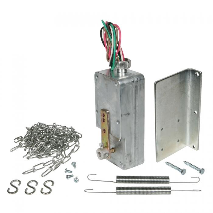 Motorized Shutter Kit for 12