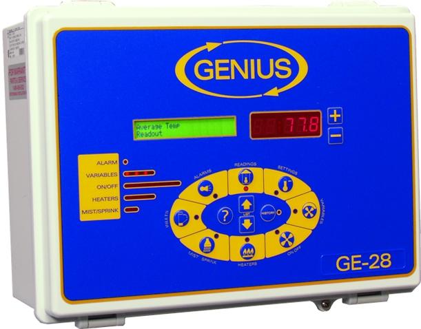 Genius GE-28 Environmental Control