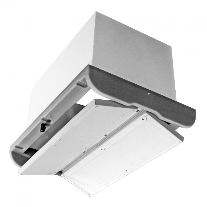 RD1200 Actuated Two-Way Insulated Inlet w/Attic Sleeve