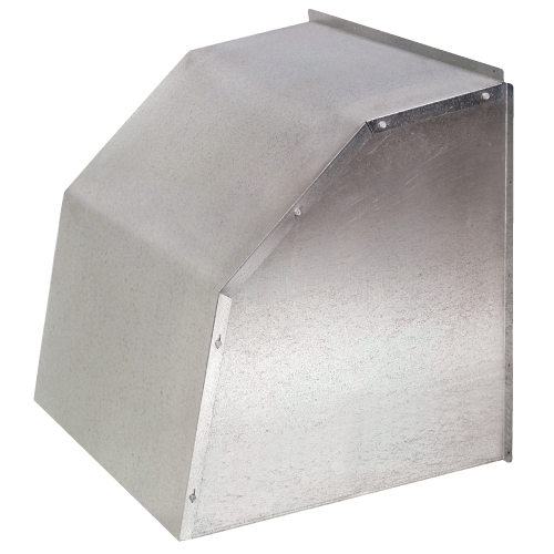 20 inch Galvanized All-Weather Hood