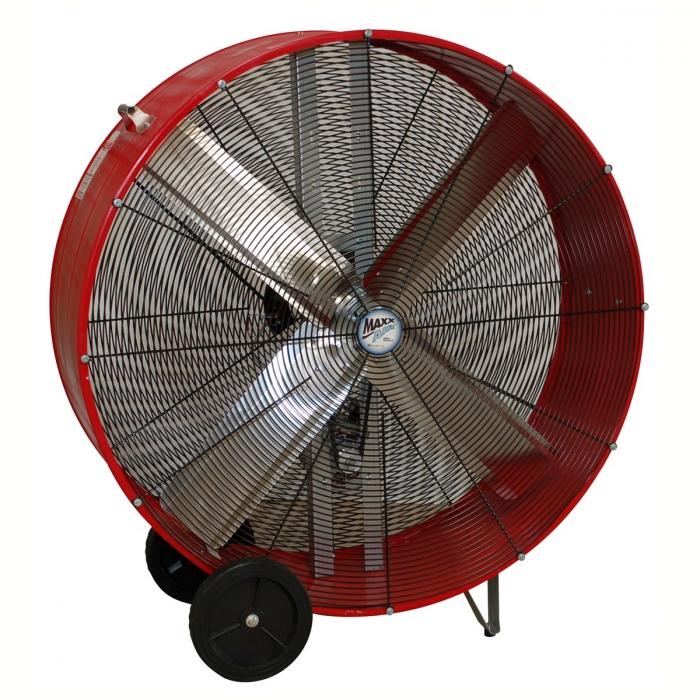 MaxxAir 42 inch Belt Drive Barrel Fan