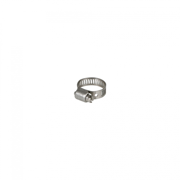 Stainless Steel Hose Clamp - #5 Fits 1/4